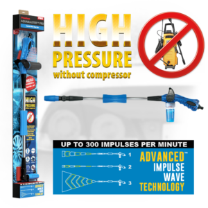 PINGI Aquablaster Pro Car Wash