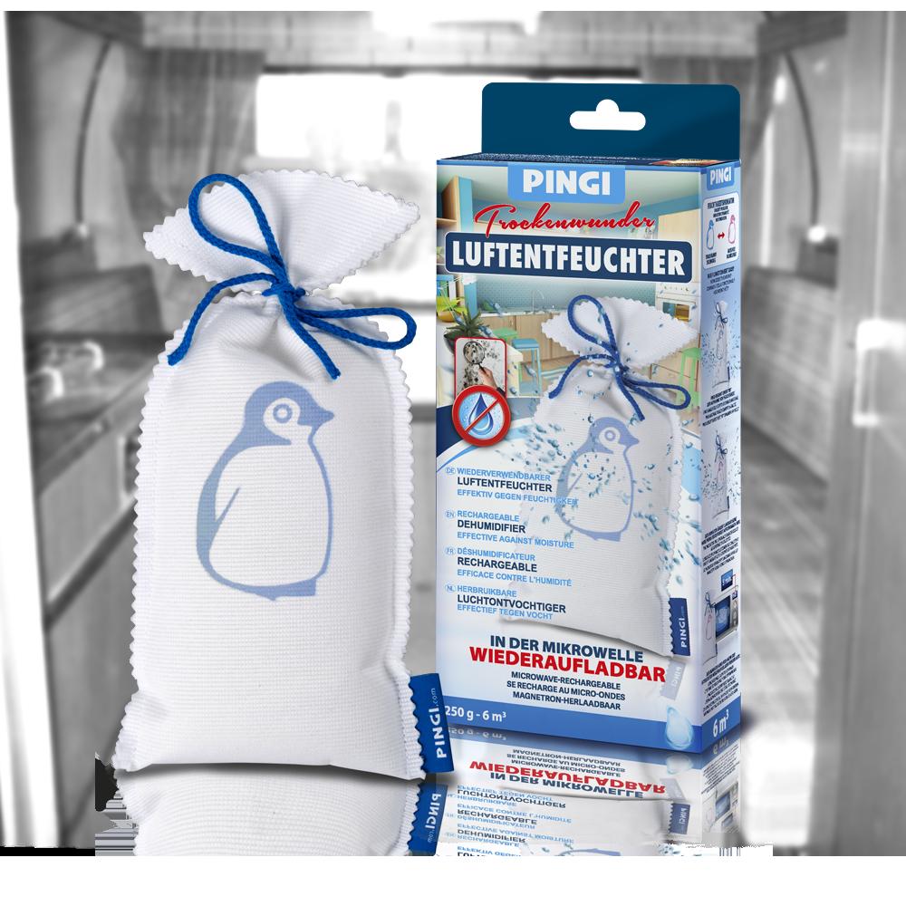 Pingi Reusable 250g Bag