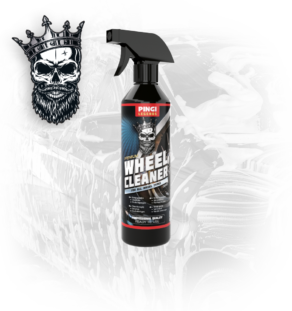 PINGI LEGENDS WHEEL CLEANER - SPRAY