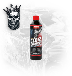 PINGI Gloss car shampoo