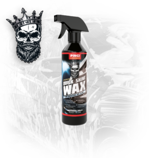 PINGI LEGENDS quick shine wax