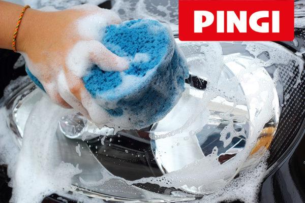PINGI LEGENDS ACTIVE FOAM WASH